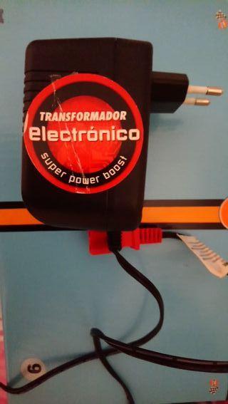 transformador Scalextric 1500mA