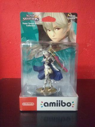 amiibo Corrin player 2 Nintendo