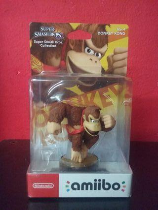 amiibo Donkey Kong Nintendo