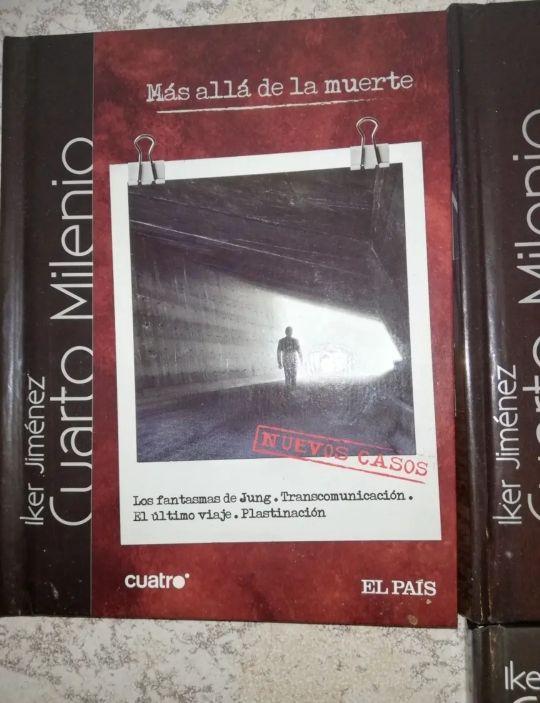Lote 3 Dvds Libros Cuarto Milenio de segunda mano por 15 ...