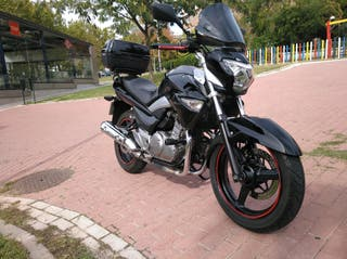 moto suzuki inazuma 250