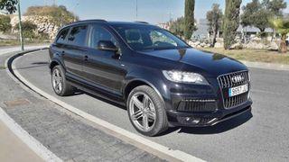 Audi Q7 S-LINE QUATRO IMPORTADO CERTIFICADO DE KM Y CARROCERIA