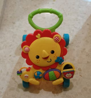 correpasillos Fisher price Leon