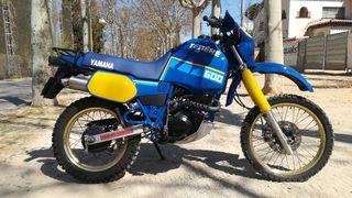 Yamaha Ténéré 600 1987