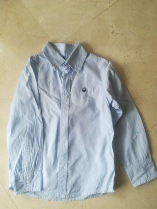 Camisa niño Benetton 4/5 años
