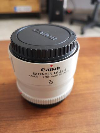 CANON CONVERTIDOR EF 2X II