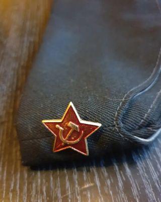 gorra autentica militar soviética URSS 1960