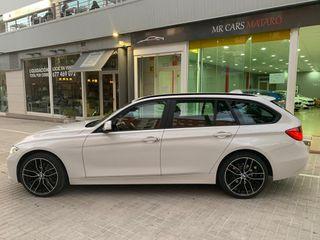BMW 318d Touring MPerformance. 236€ al mes.