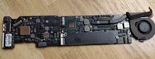 placa base macbook Air med 2012 core i5