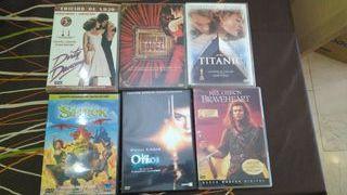 colección de películas en DVD,tambien infantiles