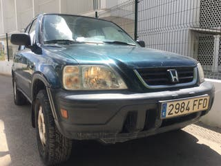 Honda CR-V 4x4 con Bola Remolque