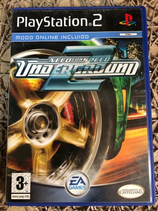 Need For Speed Underground 2. Ps2