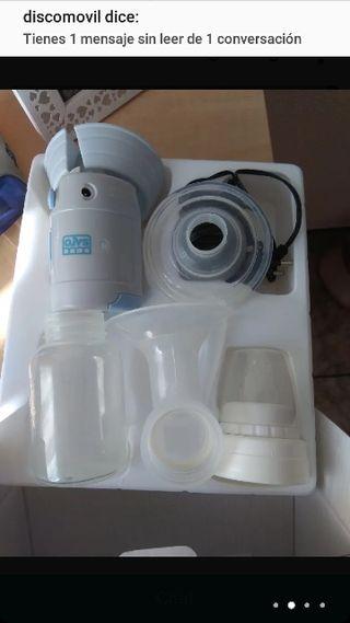 Extractor leche materna