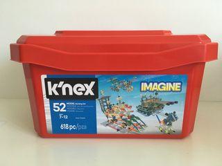 Knex juego de construcción