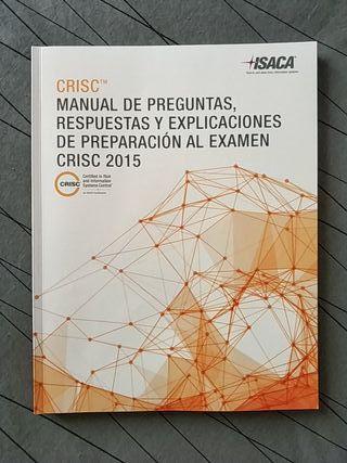 CRISC Manual de preguntas de preparación al examen