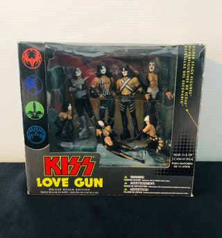 Kiss Love Gun Deluxe Boxed Edition