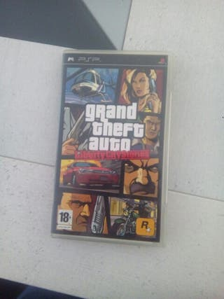 gta liberty city stories psp impecable