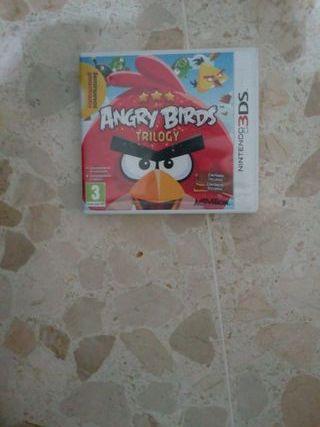 juego nintendo 3DS Angry Birds