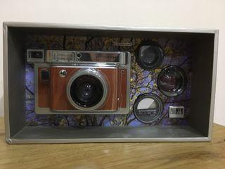 Súper pack cámara retro lomo instant wide!