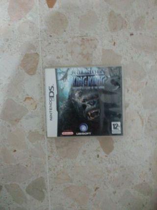 juego nintendo DS King Kong
