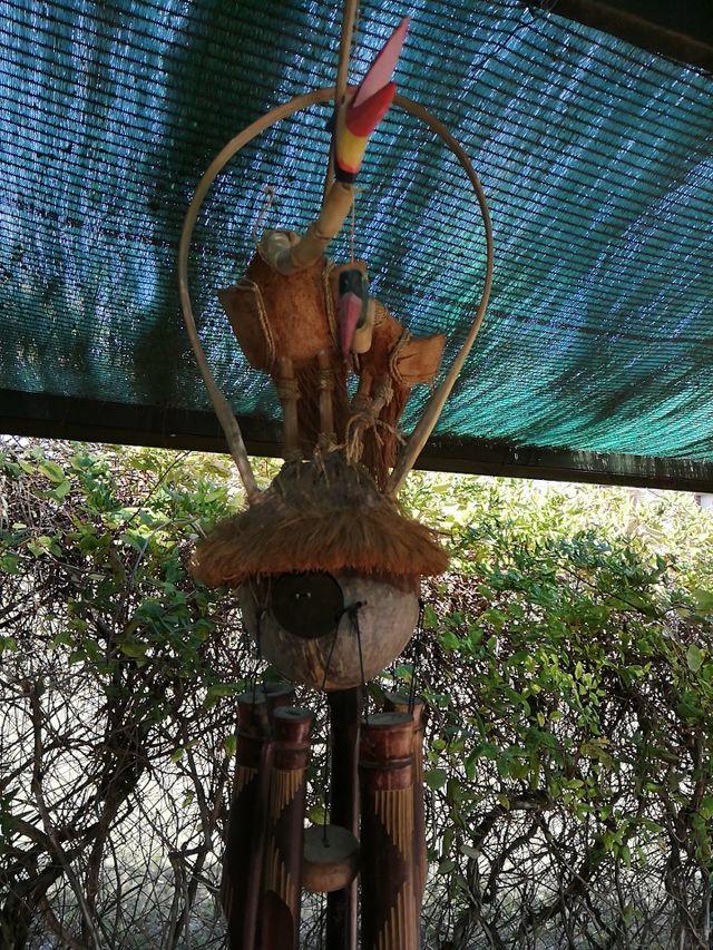 carrillon de viento - móvil de viento