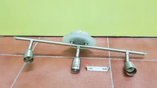 lampara 3 bombillas