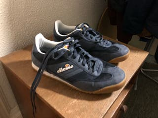 Ellesse blue shoes