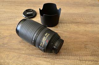 Nikon 70-300 VR f:4.5-5.6
