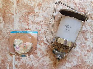 Lámpara Portable Camping Gas.