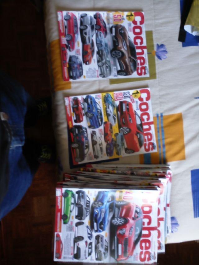 revistas coches