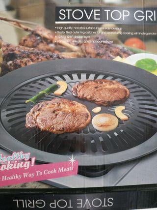 parrilla/grill plancha