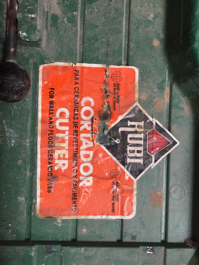 Cortador TS-40 RUBI