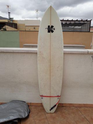 "tabla surf evolutiva 7'2"""