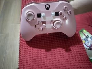 Mando Minecraft Rosa - Xbox one