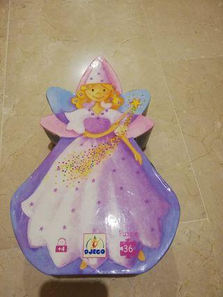 Puzzle princesa, a estrenar
