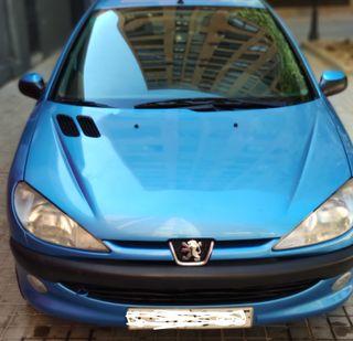 Peugeot 206 Diesel 1.9 XTD Perfecto estado