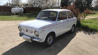 SEAT 850 1967 Cambio