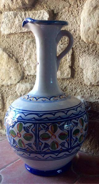 Anfora de ceramica
