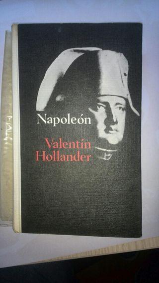 Libro de la biografia de Napoleón