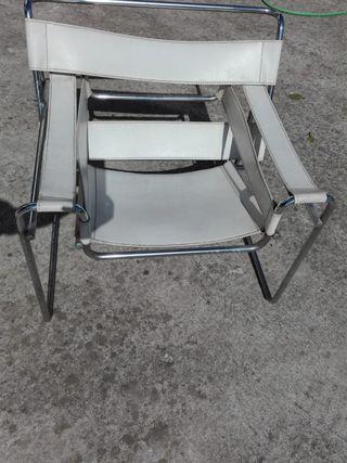silla sillón wassily