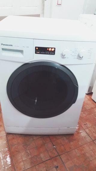 lavadora Panasonic 8kilos
