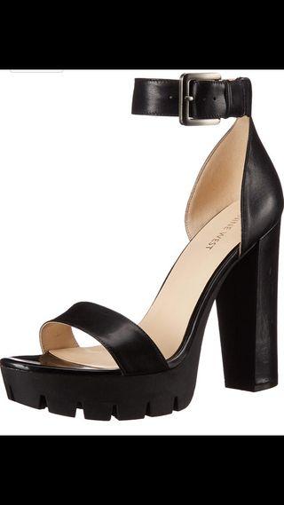 Alto Zapatos De9w2ih Tacón Nine Mano De 85 West Por Segunda Sandalias XikZuOP
