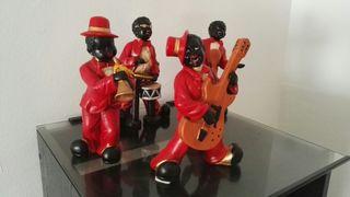 Banda de Jazz 4 figuras