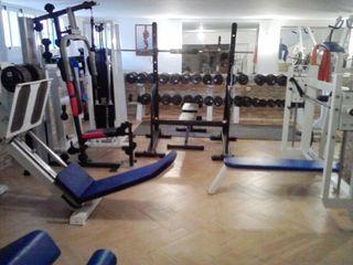 gimnasio completo privado