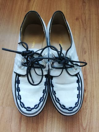 1d3178bd Zapatos Harajuku de segunda mano en WALLAPOP
