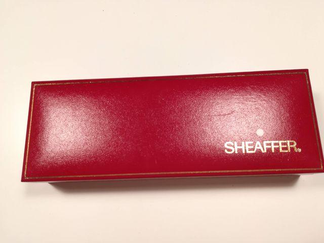 Pluma y bolígrafo Sheaffer