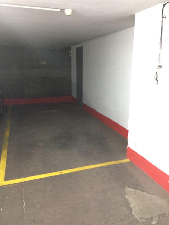 Garaje y trastero en alquiler