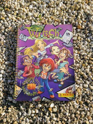 Álbum de cromos de las Witch