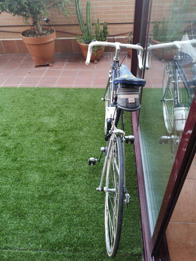 Bicicleta carretera adulto WHEELER