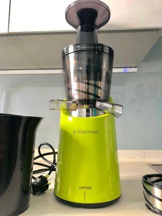 Extractor de zumos-licuadora de prensa fria
